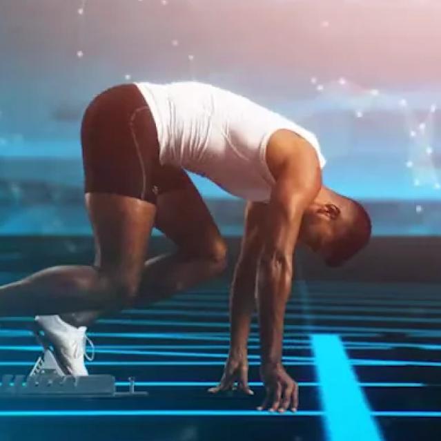 Det europeiske friidrettsforbundet – I run clean. Klikk for å lese om prosjektet.