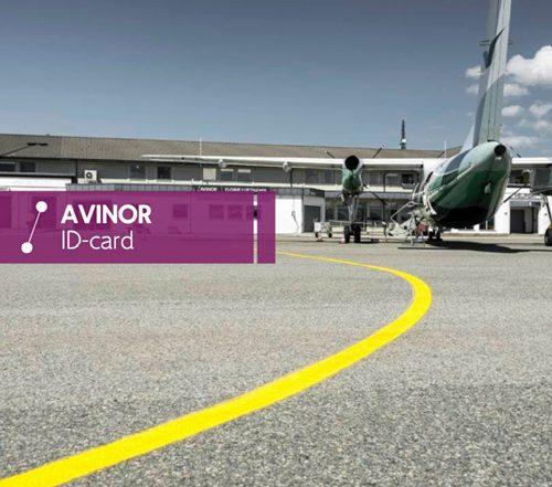 Avinor –ID-kort kurs. Klikk for å lese om prosjektet.