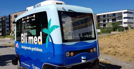 Brukerinnsikt og observasjon av selvkjørende busser
