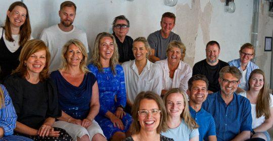 Vi danner Norges ledende miljø innen digitale læringsopplevelser